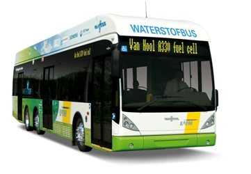 waterstofbus-zuid-holland